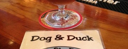 Dog & Duck is one of Charleston.