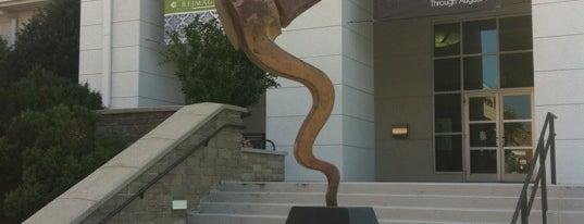 Huntsville Museum of Art is one of U.S. Road Trip.
