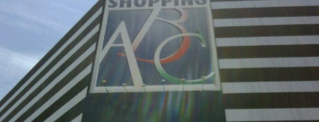 Shopping ABC is one of Shoppings SP.