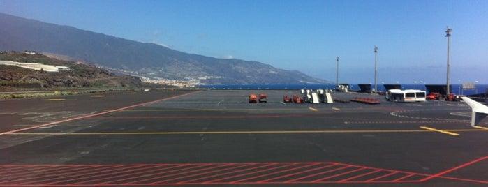 Aeropuerto de La Palma (SPC) is one of Visited Airports around the world.