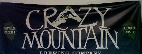 Crazy Mountain Brewing Company is one of Best Breweries in the World.