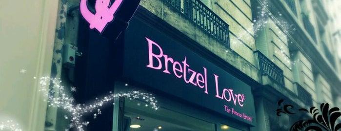 Bretzel Love is one of Lieux sauvegardés par Black.