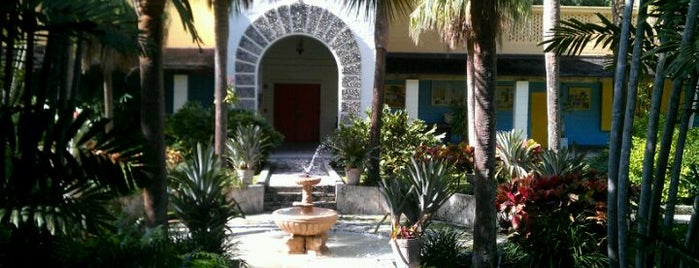 Bonnet House Museum & Gardens is one of Kids love South Florida.