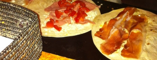 La Piadina is one of Must-eat Food in Barcelona.