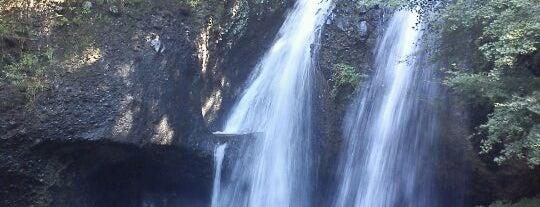 月待の滝 is one of 茨城県北ジオパークのジオサイト.