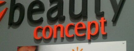 The Beauty Concept is one of Mis favoritos madrileños.