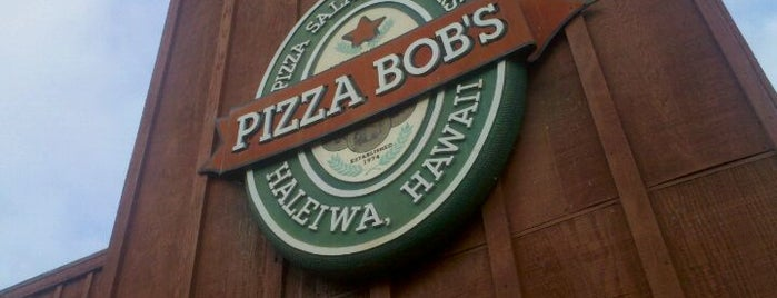 Pizza Bob's is one of To-Do list in Oahu.
