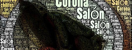 Salón Corona is one of Buen servicio a clientes.