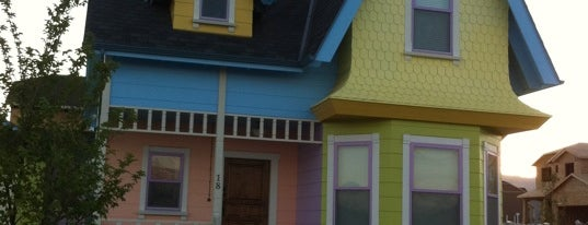"The ""Up"" House is one of United States."