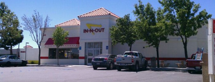 In-N-Out Burger is one of Posti salvati di Jeff.
