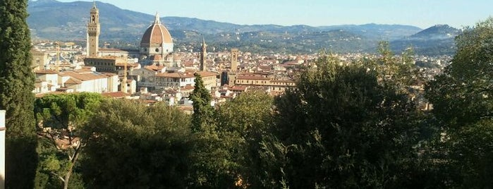 Villa Bardini is one of 36 hours in... Florence.