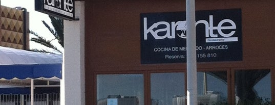 Karonte is one of Sophie: сохраненные места.