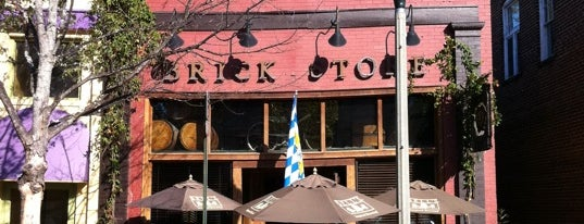 Brick Store Pub is one of ATL.