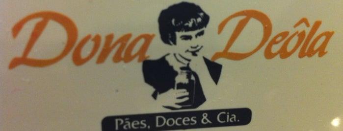 Dona Deôla is one of Restaurantes, Bares e Coffee Shops favoritos.
