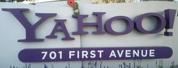 Yahoo! Sunnyvale is one of Startups World.