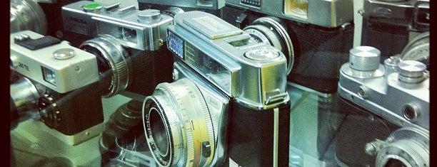 Pretti Cine Foto is one of Equipamentos, reparos e insumos fotográficos.