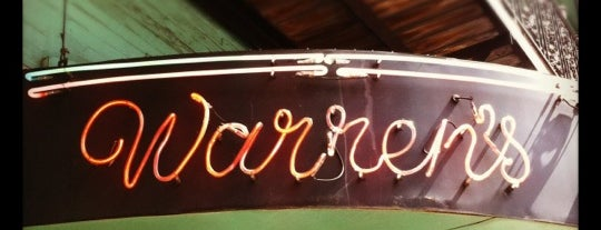 Warren's Inn is one of #seeyouintexas.