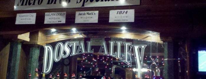 Dostal Alley is one of Colorado Breweries.