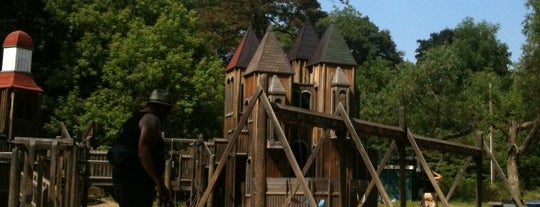 Jamie Bell Adventure Playground is one of Toronto, Canada.