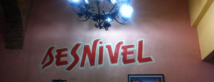 Desnivel is one of Capital Federal (AR).