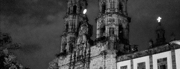 Basílica de Nuestra Señora de Zapopan is one of Guadalajara, MX.