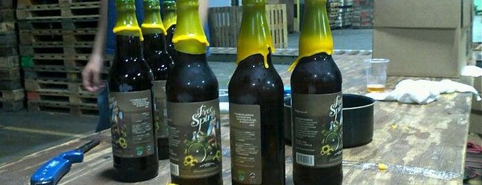 Terrapin Beer Co. is one of Best US Breweries--Brewery Bucket List.