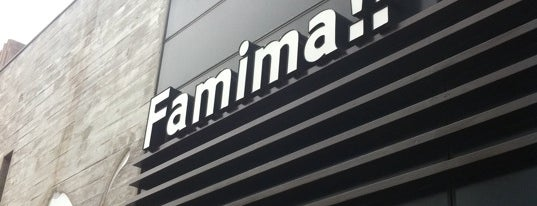 Famima!! is one of food to try.