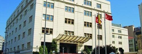 İstanbul Ticaret Odası is one of Romanson.