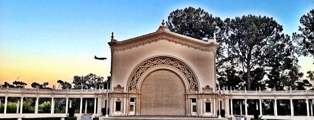 Spreckels Organ Pavilion is one of Posti che sono piaciuti a Pericles.