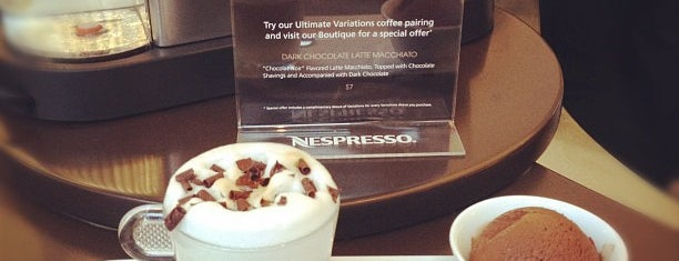 Nespresso Boutique is one of Soho & Nearby Spots.