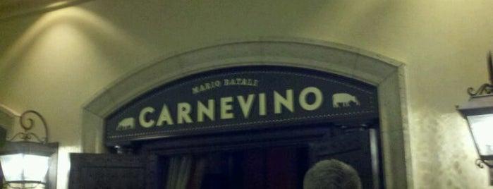 Carnevino is one of Eating Las Vegas: 50 Essential Restaurants 2013.