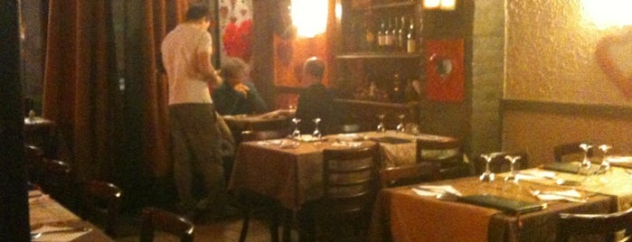 Chez Matteo is one of tredozio.