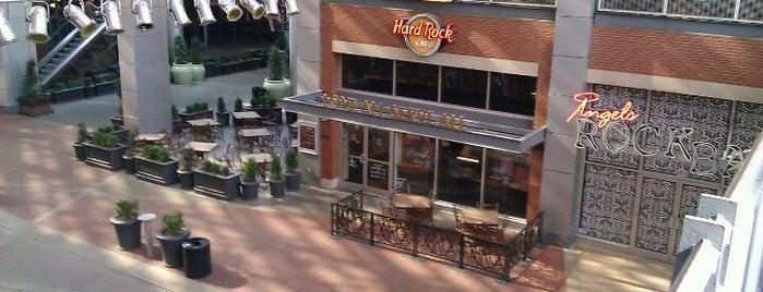 Hard Rock Cafe Louisville is one of Hard Rock Cafes I've Visited.