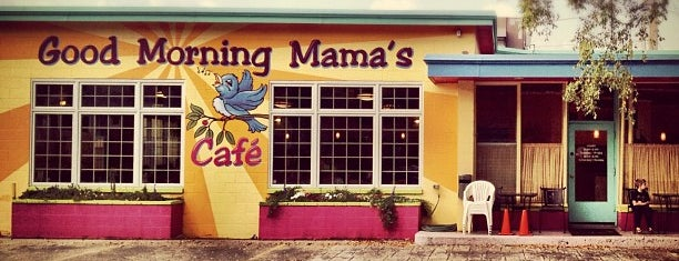 Good Morning Mama's Cafe is one of Indy.