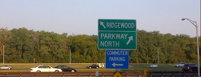 Garden State Parkway - Montvale is one of New Jersey highways and crossings.