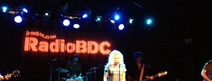 Paradise Rock Club is one of Boston's Best Music Venues - 2012.