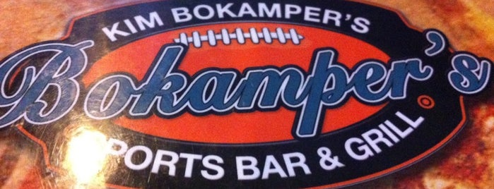 Bokamper's Sports Bar & Grill is one of Happy Hour #VisitUS.