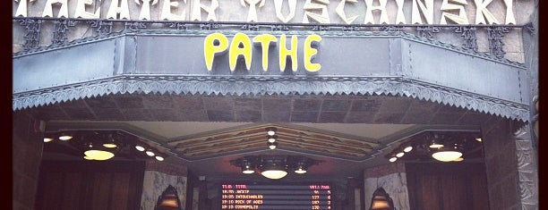 Pathé Tuschinski is one of Amsterdam.