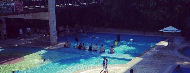 Swimming Pool is one of SG kids places.