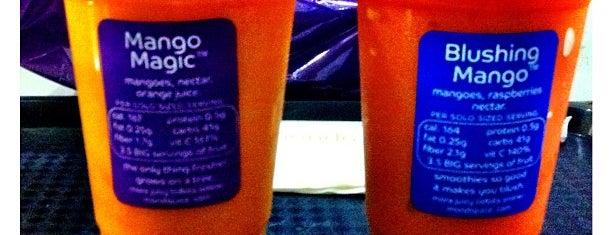 Mondo Juice is one of Posti salvati di Brian.
