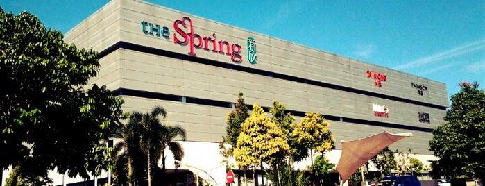 The Spring is one of Posti che sono piaciuti a Sam.