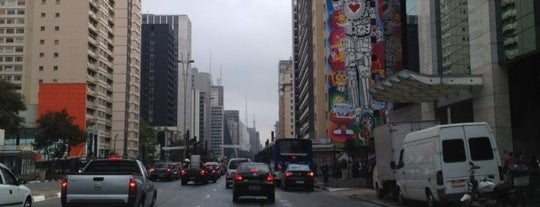 Avenida Paulista is one of places.