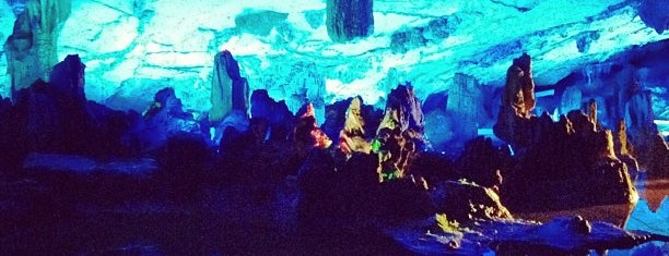 Reed Flute Cave is one of Far Far Away.