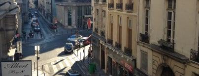 Rue d'Aboukir is one of Paris.