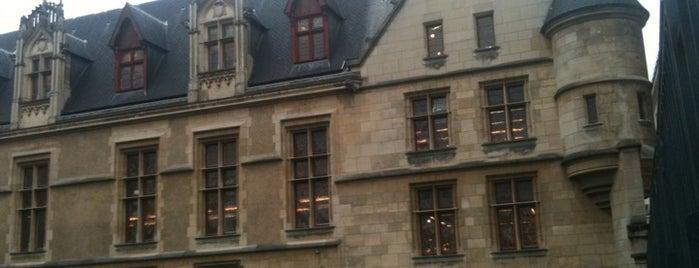 Hôtel des Archevêques de Sens is one of Paris.