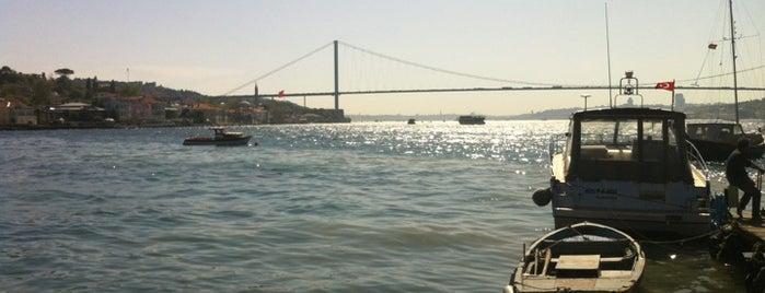 Çengelköy Sahili is one of istanbul gezi listesi.