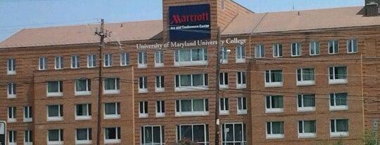 College Park Marriott Hotel & Conference Center is one of Posti che sono piaciuti a Chris.