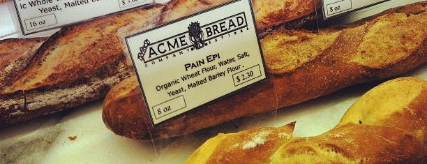 Acme Bread Company is one of San Francisco To Do List.