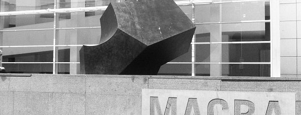 Museu d'Art Contemporani de Barcelona (MACBA) is one of Barcelona Essentials.
