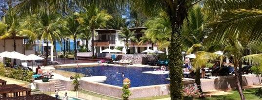 The Briza Beach Resort Khao Lak Phang Nga is one of Enrico'nun Kaydettiği Mekanlar.